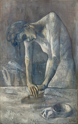 Picasso - Woman Ironing
